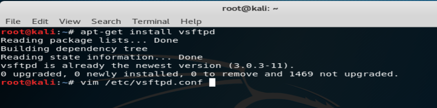 How To Configure FTP Server In Kali Linux – CCNA Windows Ethical